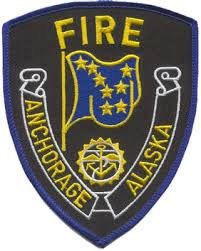 Anchorage Fire Department badge, courtesy of AFD website