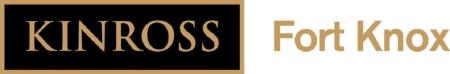 Kinross Fort Knox Logo - Small