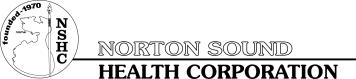 Norton Sound Health Corp Logo