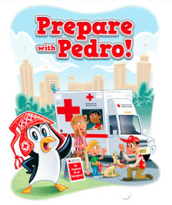 Prepare with Pedro